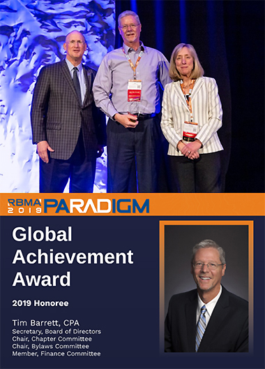 RMBA Global Achievement Award