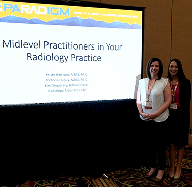 Midlevel Practitioners In Your Radiology Practice